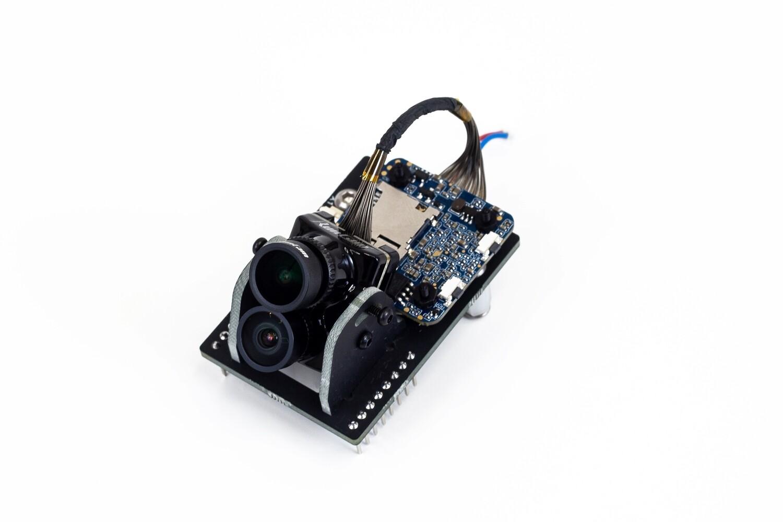 Геоскан Пионер – Камера для видеосъемки и FPV