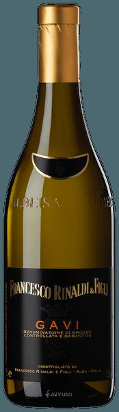 12 bottles - Gavi Francesco Rinaldi & Figli 2018