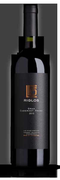 12 bottles - Riglos Gran Cabernet Franc 2017
