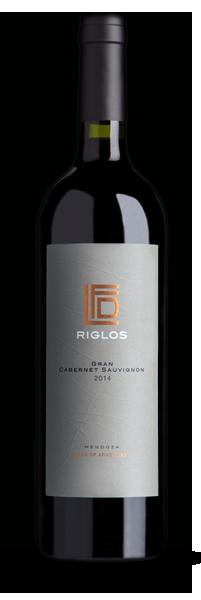 12 bottles - Riglos Gran Cabernet Sauvignon 2015