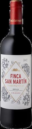 12 Bottles - Finca San Martin Rioja Crianza 2016