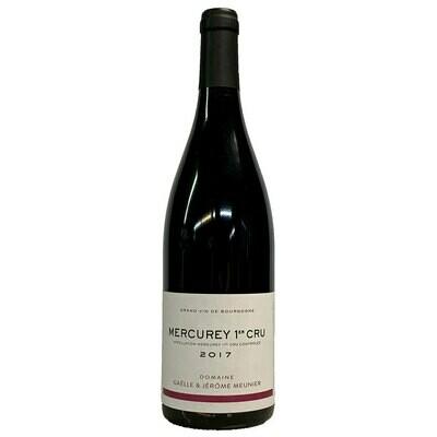 12 Bottles - Meunier Mercurey Rouge 2017