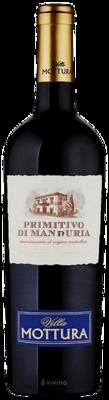 12 Bottles - Primitivo di Manduria Mottura 2018