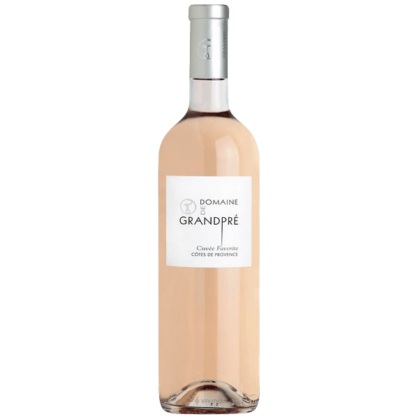 12 Bottles - Grandpre Cuvee Favorite Rose 2019