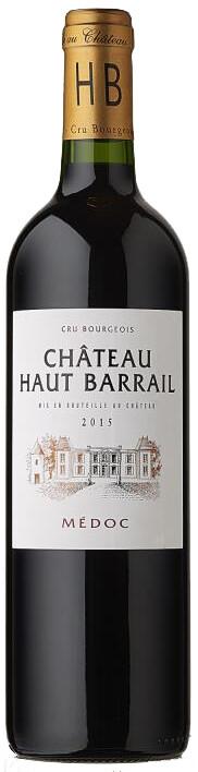 12 Bottles - Chateau Haut Barrail 2015