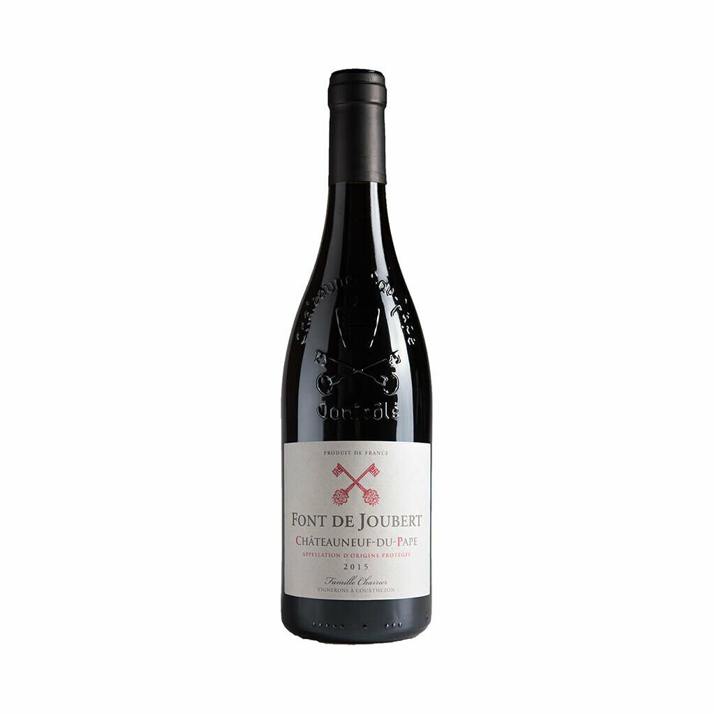 12 Bottles - Joubert Cotes Du Rhone 2018