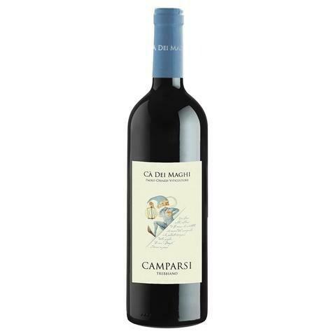 12 Bottles - Ca'dei maghi Camparsi Bianco 2018