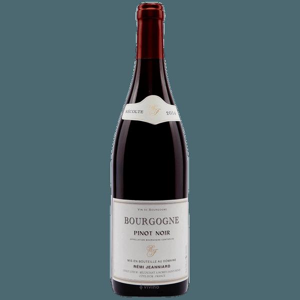 12 Bottles - Bourgogne Pinot Noir Jeanniard 2018