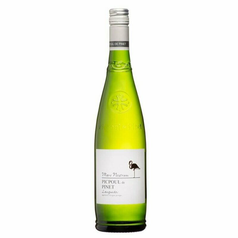 12 Bottles - Picpoul de Pinot Mare Nostrum 2019