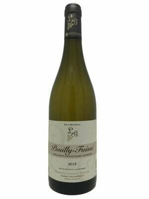 12 Bottles - Pouilly-Fuisse Domaine Ludovic Greffet 2018