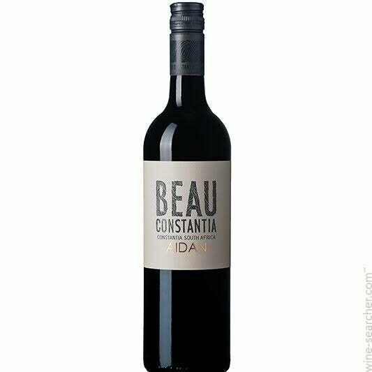 12 Bottles - Beau Constantia Aidan Shiraz 2016