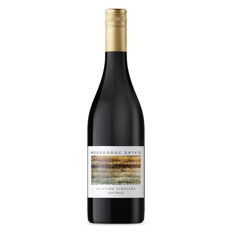 12 Bottles - Moorooduc Estate Shiraz 2015