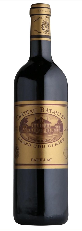 12 Bottles - Chateau Batailley Paulliac 2015