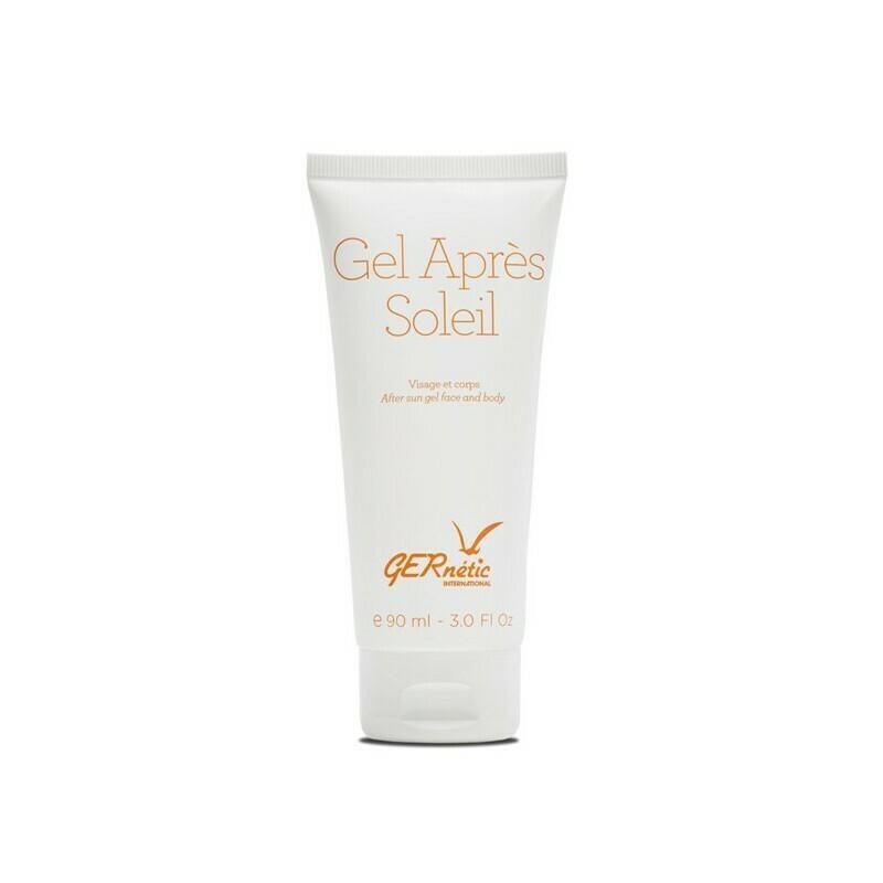 GERnetic Gel Apres Soleil nach dem Sonnen 90ml