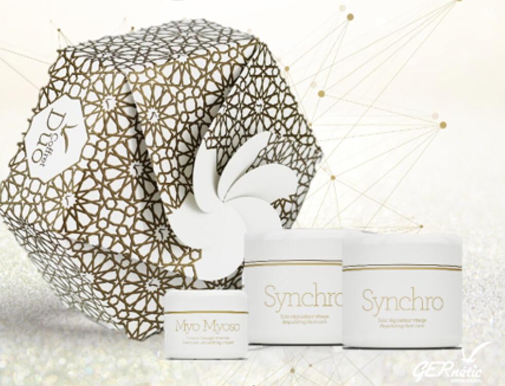 Gernetic Duo´s 2x Synchro 50ml und Myo Myoso 30ml