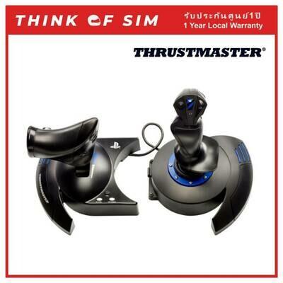 Thrustmaster T.FLIGHT HOTAS 4 Flight Stick Flight Simulator Official Sony licensed PS4