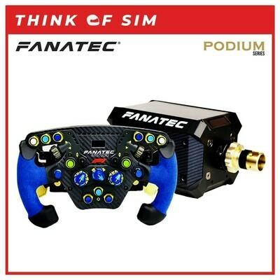 Fanatec Podium DD1 PS4 Bundle