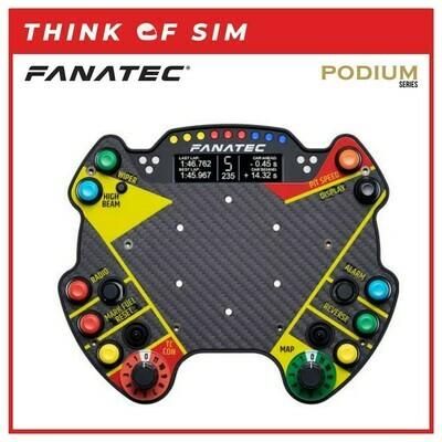 Fanatec Podium Button Module Endurance