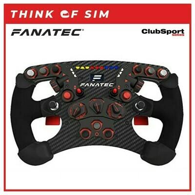 Fanatec Clubsport Steering Wheel Formula V2