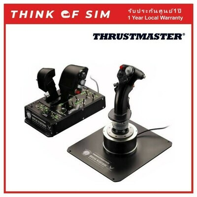 Thrustmaster Hotas Warthog Flight Stick Flight Controller