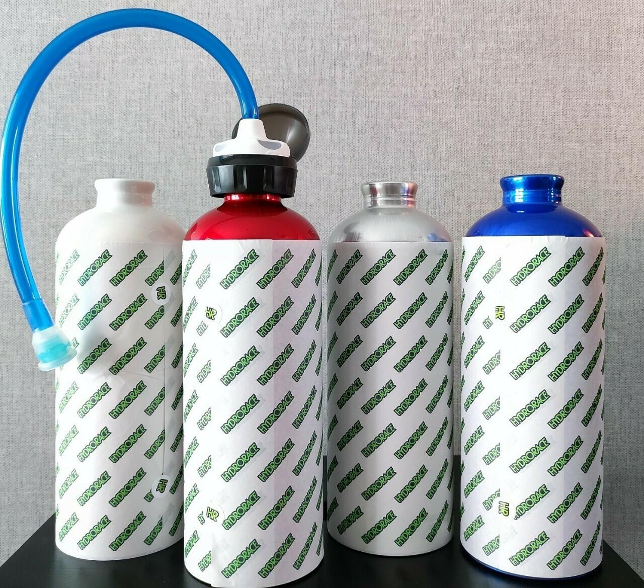 Hydrorace Drink Bottle for Motor Sports (Blue No Logo)