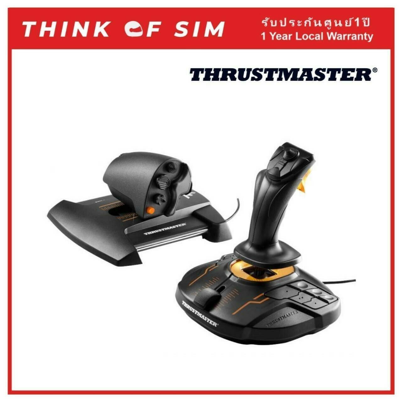 Thrustmaster T.16000M FCS HOTAS Flight Stick Flight Controller