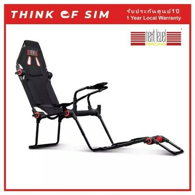 Next Level Racing F-GT Lite Formula & GT Foldable Simulator Cockpit For Sim Racing