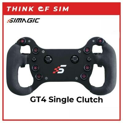 Simagic GT4 Wheel Single Clutch With Quick Release Wheel Option