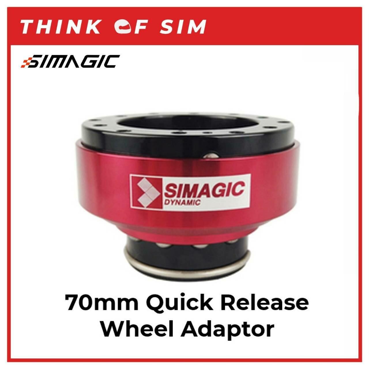 Simagic 70MM Quick Release Wheel Option