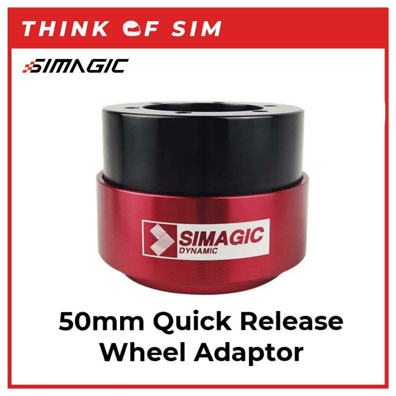 Simagic 50MM Quick Release Wheel Option