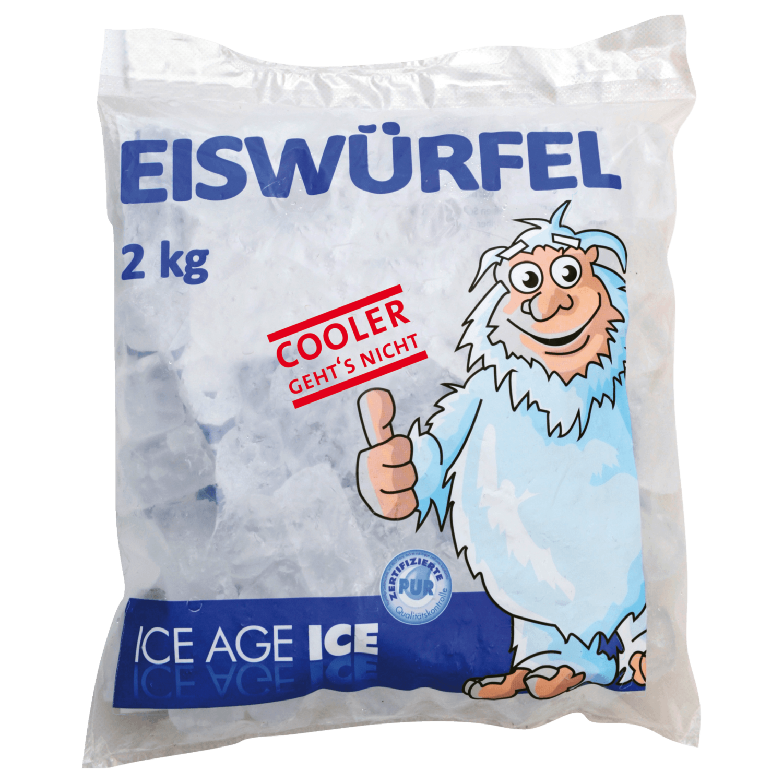 Eiswürfel / Crushed Ice
