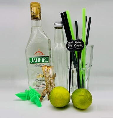 Cocktailbox zum selber mixen
