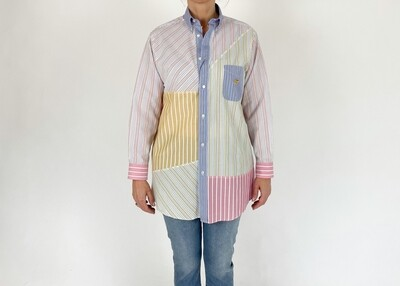 ETRO Stripe Blouse