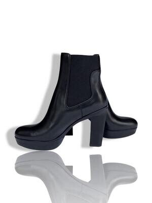 SANTONI Chelsea Boot Hoge Hak