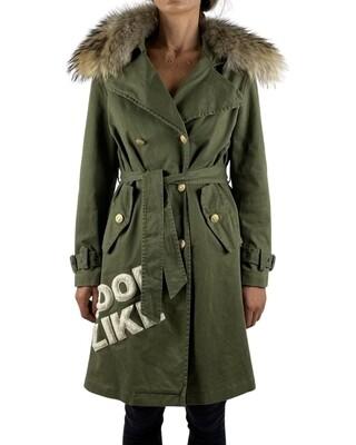 History Light coat