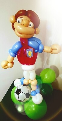 LUXE Balloon Character - Hand Twisted 1/2M