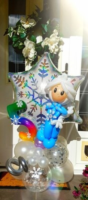 DELUX Balloon Character - Hand Twisted 1M