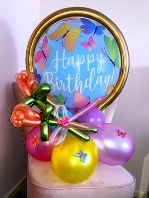 Premium Birthday & Occasion Balloons - Printed/Twisted