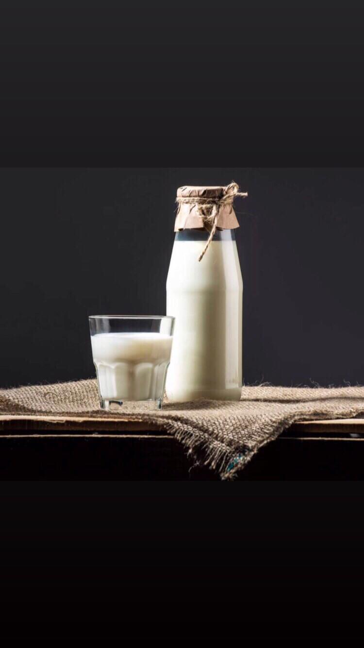 Молоко козье (1л)