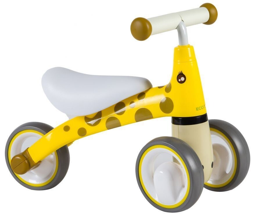 "BALANCE BIKE ride-on mini bike ""Giraffe"""
