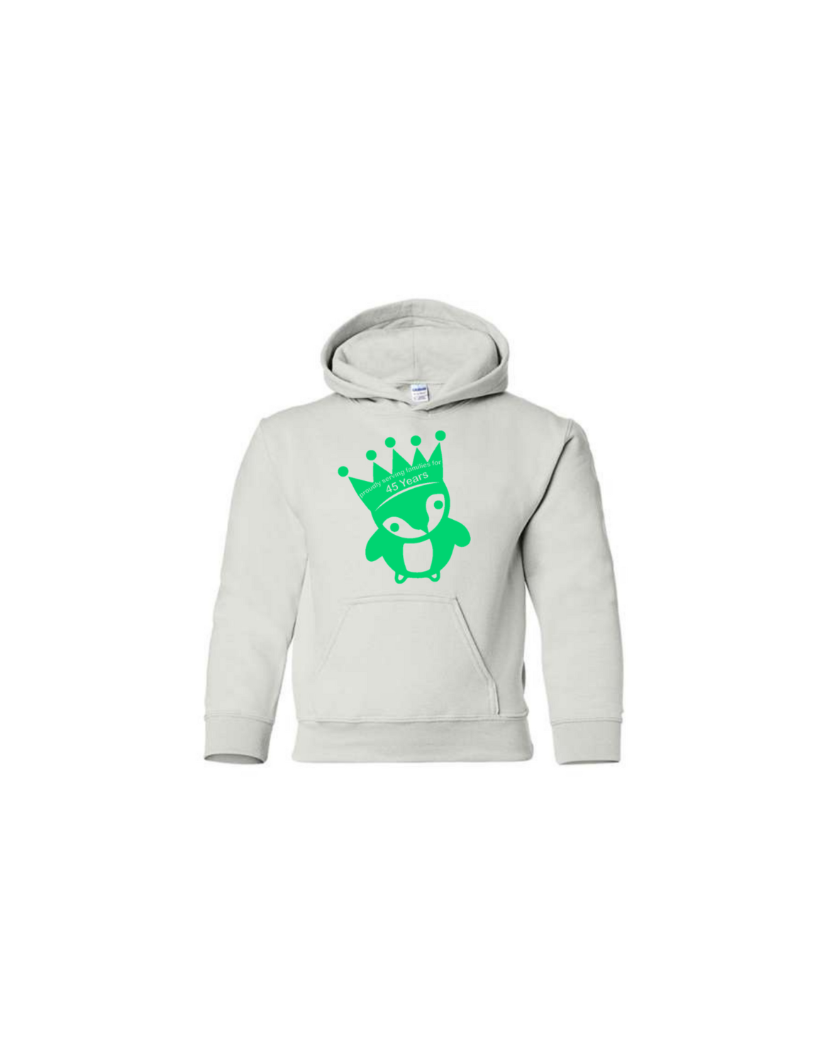 45th Youth Hoodie