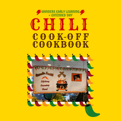 Wonders Chili Cook-Off Cookbook