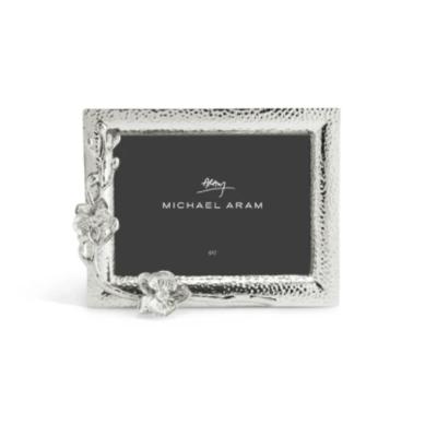 """MICHAEL ARAM 5x7"""" Frame WHITE ORCHID"""