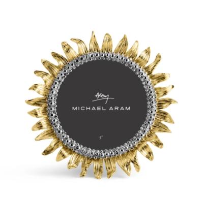 """MICHAEL ARAM 5"""" Frame SUNFLOWER"""