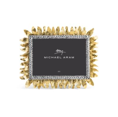 """MICHAEL ARAM Sunflower 5x7"""" Frame"""