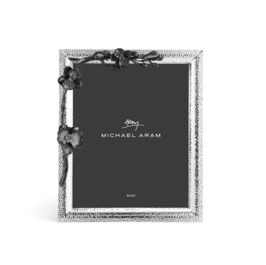 "MICHAEL ARAM 8x10"" Frame BLACK ORCHID"
