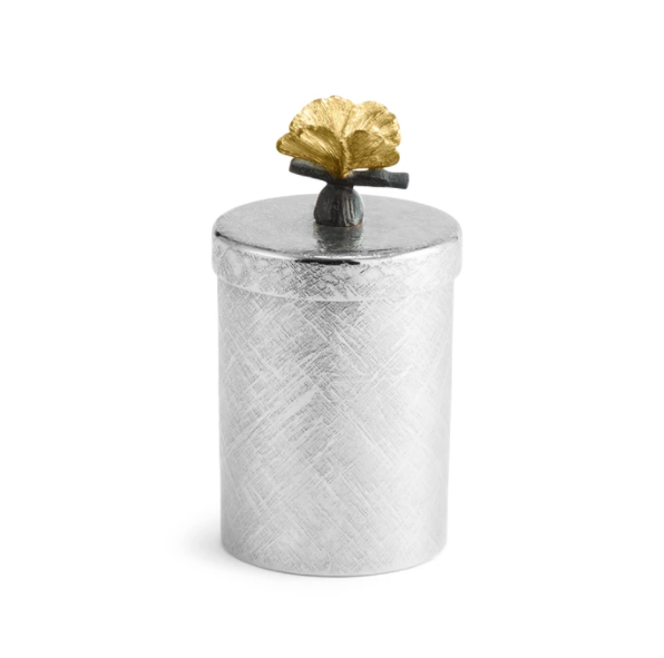 MICHAEL ARAM Round Container BUTTERFLY GINKGO