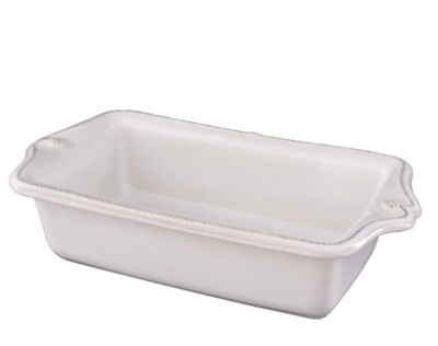 JULISKA Whitewash Loaf Pan BERRY & THREAD JA55/W