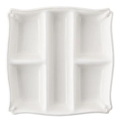 JULISKA Appetizer Platter BERRY & THREAD JA101/W