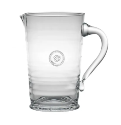 JULISKA Pitcher, Glassware Clear BERRY & THREAD